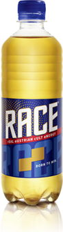 Race Energy Drink 0,5 Liter Flasche