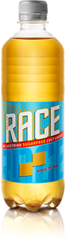 Race Energy sugarfree 0.5 Liter Flasche